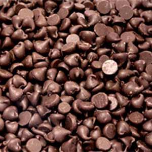 капли термостойкие шоколадные